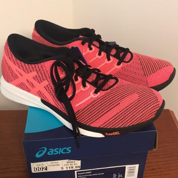 Asics Shoes   Asics Fuzex Knit Running